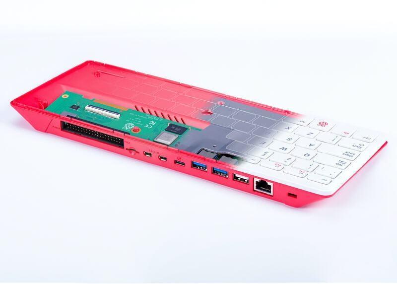 Raspberry Pi 400 Shot