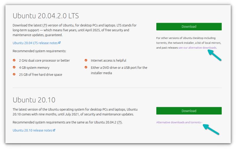 ubuntu torrent download